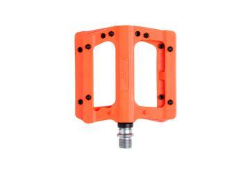 Pedaly HTI-P12A neonová oranžová - 1