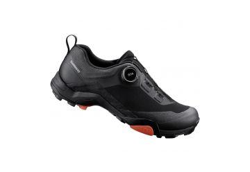 SHIMANO turistická obuv SH-MT701,černá - 1