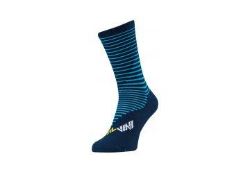 Silvini ponožky cyklistické Ferugi UA1644 navy-yellow - 1