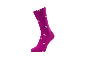 Silvini ponožky Dogana UA1643, punch/coral - 1