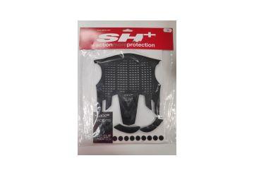 Náhradní výstelka helmy SH+ Shalimar pro - laser mesh , Black - 1