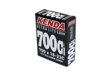 Duše Kenda 700x18/25C (18/25-622/630) FV 60mm 78g Ultralite - 1