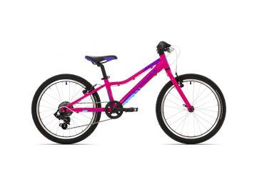 Rock Machine Catherine 20 gloss neon pink/Violet/neon cyan 2021 - 1