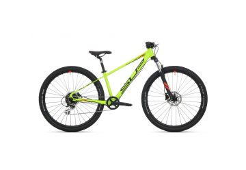 Superior Racer XC 27 DB 2021 MATTE LIME/BLACK/RED - 1