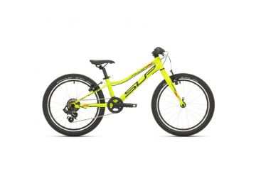 Superior Racer XC 20 Matte Lime/Black/Red 2021 - 1
