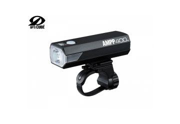 Světlo př. CAT HL-EL084RC AMPP400 - černá - 1