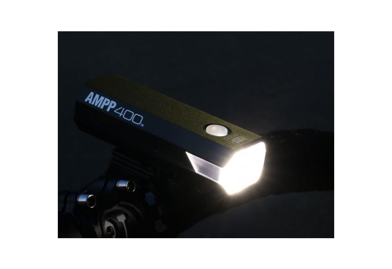 Světlo př. CAT HL-EL084RC AMPP400 - černá - 3