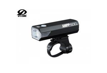 Světlo př. CAT HL-EL085RC AMPP500 - černá - 1