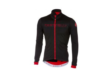 CASTELLI FONDO FZ Black/red - 1
