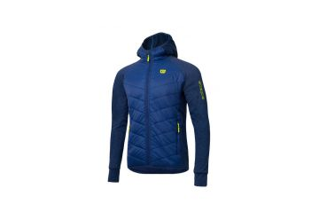 Etape – pánská bunda/mikina CRUX PRO, modrá - 1