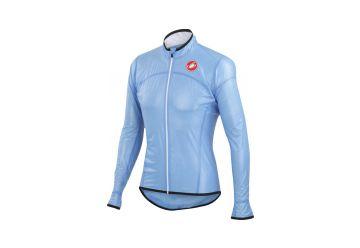 Castelli pláštěnka Sottile Due Jacket,Blue - 1