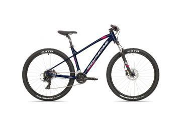 Rock Machine Catherine 70-27 gloss dark blue/pink/silver 2021 - 1