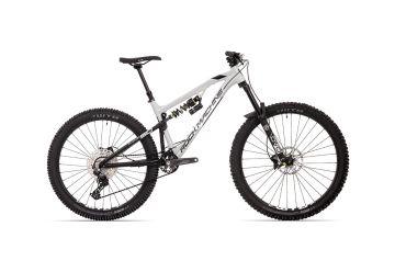 "Rock Machine Blizzard 50-297 mat grey/white/black 29""/27,5"" (mullet) 2021 - 1"