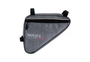 Brašna MAX1 Triangle L šedá - 1