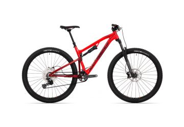 Rock Machine Blizzard XCM 30-29 gloss red/crimson/black 2021 - 1