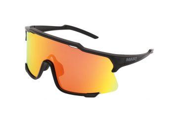 Brýle MAX1 Hunter černo/červené - 1