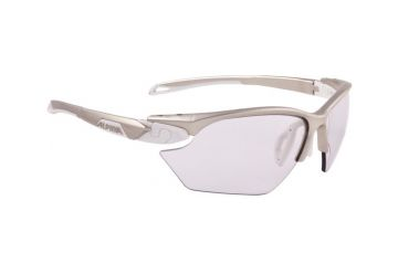 Sportovní fotochromatické brýle Alpina TWIST FIVE HR S VL+ , prosecco-white - 1