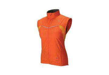 Pearl Izumi  Whisper Vest,Orange - 1