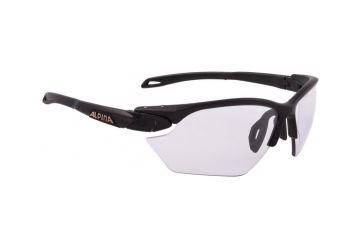 Sportovní fotochromatické brýle Alpina TWIST FIVE HR S VL+, black matt - 1