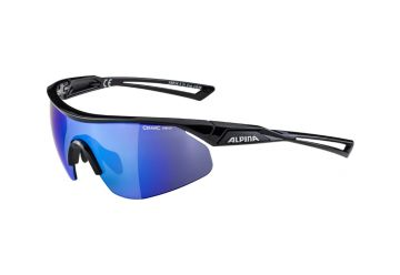 Sportovní brýle Alpina Nylos Shield, Black - 1