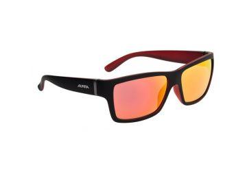 Sportovní brýle Alpina KACEY,black matt red - 1