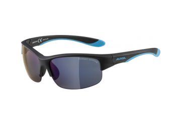 Dětské sportovní brýle Alpina Flexxy Youth HR,black matt-blue - 1