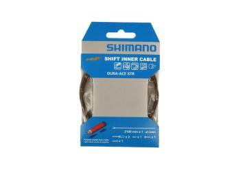 Lanko Shimano Řadící 1,2mm x 2,1m - s polymerovým povlakem - 1