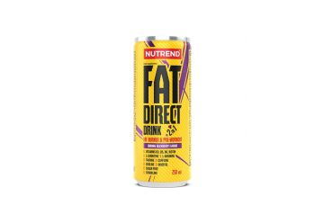 Nutrend FAT DIRECT DRINK - ostružina 250 ml - 1