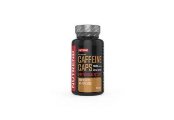 NUTREND - CAFFEINE CAPS 60 kapslí,bez příchuti - 1