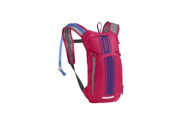 CAMELBAK Mini MULE Hot Pink/Purple Stripe - 1