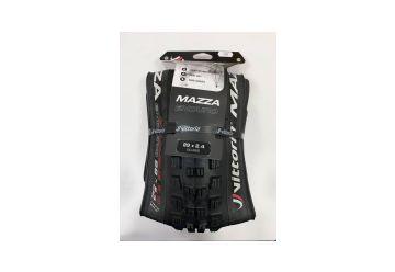 Plášť Vittoria Mazza 29x2.4 Enduro full black - 1