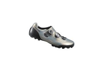 SHIMANO MTB obuv S-Phyre SH-XC901MS, stříbrné - 1