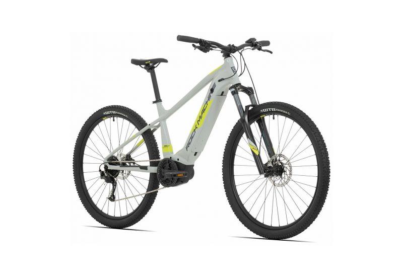 Rock Machine Torrent INT e50-29 Bosch gloss light grey/dark grey/radioactive yellow 2021 - 2