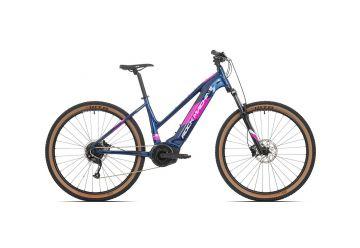 Rock Machine Torrent INT e50-29 Bosch lady gloss dark blue/pink/silver 2021 - 1