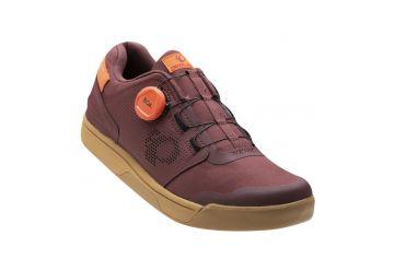 PEARL iZUMi X-ALP LAUNCH obuv, REDWOOD/SUNSET oranžová - 1