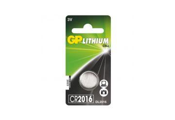 GP Lithium - CR2016 3V - 1