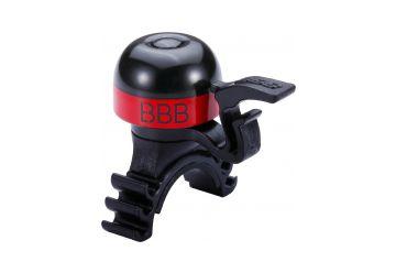 Zvonek BBB - BBB-16 MiniFit Červený - 1