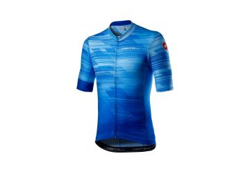 Castelli - dres Rapido ocean blue - 1