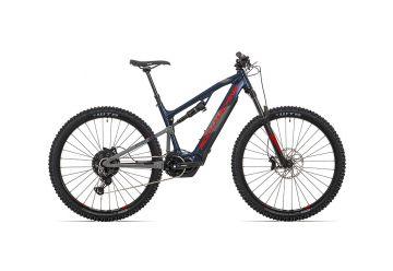 Rock Machine Blizzard INT e30-29 metallic mat dark blue/grey/red 2021 - 1