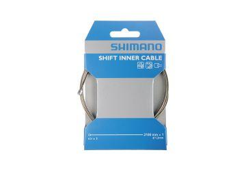 Lanko Shimano Řadící 1,2mm x 2,1m - Ocelové lanko - 1