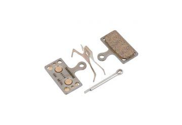 Brzdové destičky Shimano G04S Metal - 1