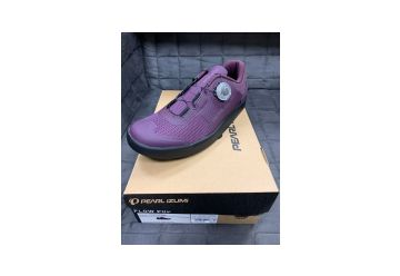 PEARL iZUMi X-ALP FLOW POP obuv, Dark violet - 1