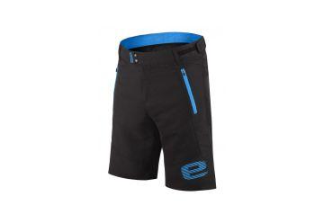 Etape – pánské kalhoty FREEDOM, černá/modrá - 1
