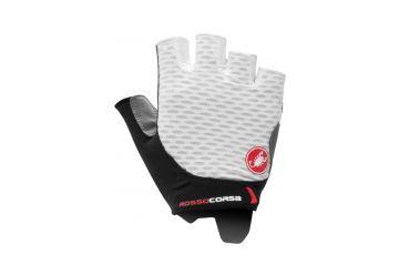 CASTELLI - rukavice Rosso Corsa 2 W, white - 1