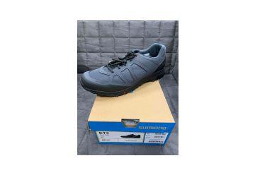 SHIMANO turistická obuv SH-ET300, šedé - 1