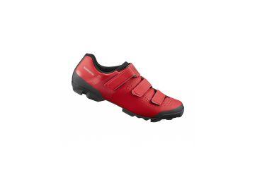 SHIMANO MTB obuv SH-XC100, červená - 1