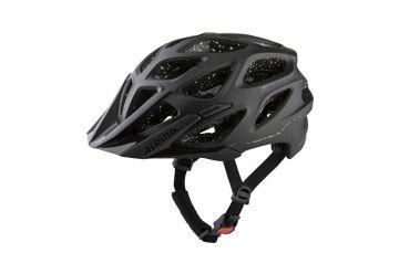 Cyklistická přilba Alpina MYTHOS TOCSEN black matt - 1
