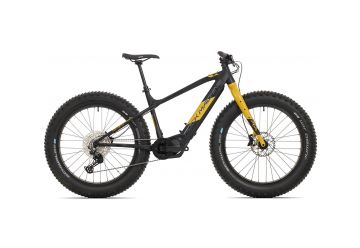 Rock Machine Avalanche INT e70-26 (L) mat black/gold/dark grey 2021 - 1