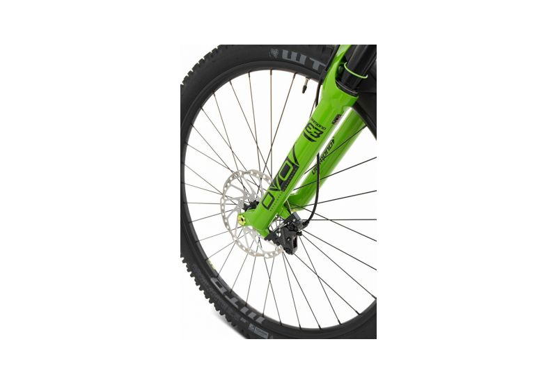 "Rock Machine Blizz INT TRL e90-297 g.light grey/DVO green/black 29""/27,5"" (mullet) 2021 - 4"