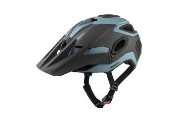 Cyklistická helma Alpina ROOTAGE dirt-blue matt - 1